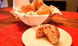 Petits pains au lard - La cuisine O-Lit