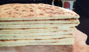 Rakhsis à la Semoule de Maïs | Gourmandise Assia