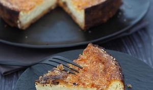 Cheesecake Brioché
