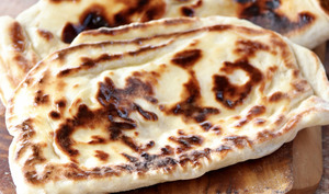 Naans cheese