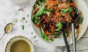 Salade détox anti-inflammatoire
