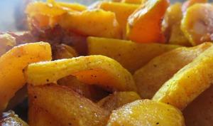 Frites de Butternut