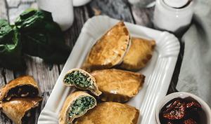 Empanadas végétariennes