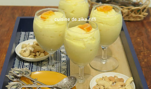 MOUSSE A L'ORANGE FACILE ET RAPIDE - Zika Riffi