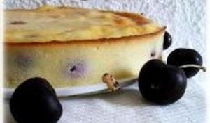 Gâteau aux Petits-Suisses et Cerises