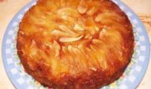 Gâteau aux Pommes à la manière des Soeurs Tatin