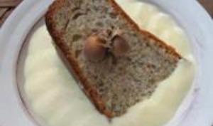 Gâteau au Yaourt et aux Noisettes