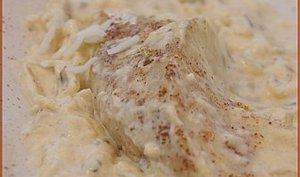 Filets de silure à la sauce échalotte