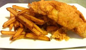 Fish and Chips à L'Australienne