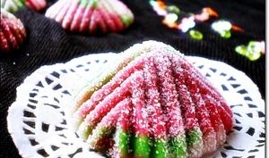 Harisset el louz ou Harissa tricolore