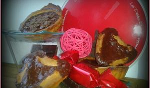 Tartelettes & Coeur au Chocolat Caramel