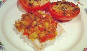 Colin presque à la Bordelaise et Tomates complètement provençales