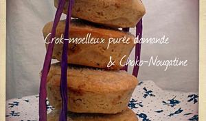 Crok-Moelleux Purée d'Amande et Choko-Nougatine