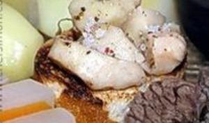 Extraire la moelle des os