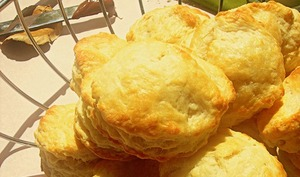 Biscuits au babeurre