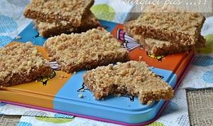 """Biscuit au gingembre ou """"Grasmere Gingerbreads"""" Liégeoitisés"""