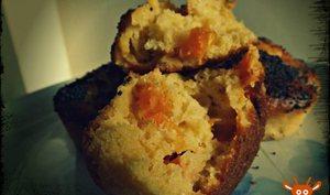 Cakes Abricots et Pavot