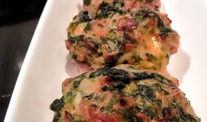 Champignons farcis Hot & Soft