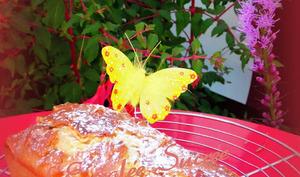 Cake au Citron Meringué
