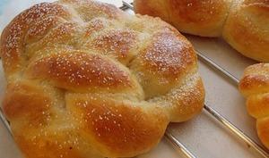 pains briochés au miel