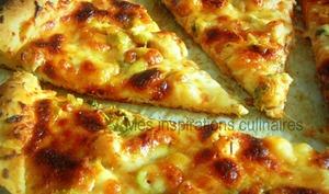pizza à la pate magique