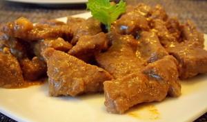 Marinade pour viande au vinaigre de balsamique