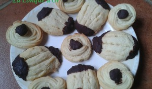 Petits Biscuits fondants