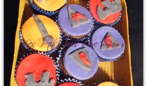 Cupcakes des chevaliers