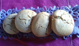 Biscuits chocolat-pistaches ou amandes