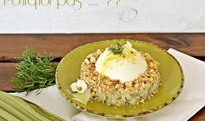 Dessert bergamote - fenouil