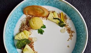 Ananas, coco, citron, passion, coriandre