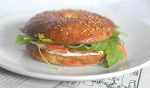 Bagels New-Yorkais