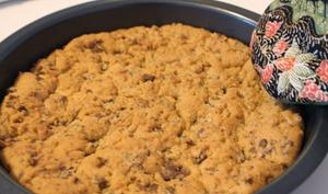 Le cookie qui se prend pour un gâteau