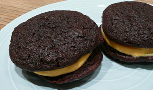 Biscuits à la crème de citrouille