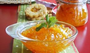 Marmelade d'orange amère