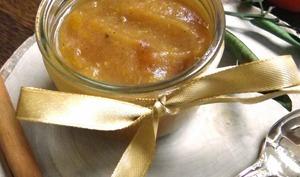 Compote de Noël pommes, clémentines et épices