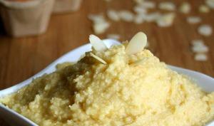 Crème frangipane et crème d'amandes