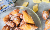 Carnaval de beignets pour fêter Mardi Gras