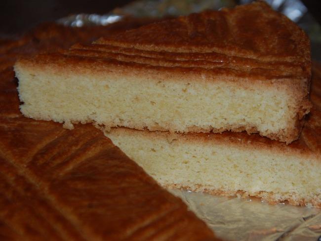 Gâteau breton selon Christophe Felder