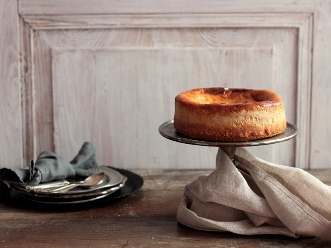 Cheese Cake aux Marrons
