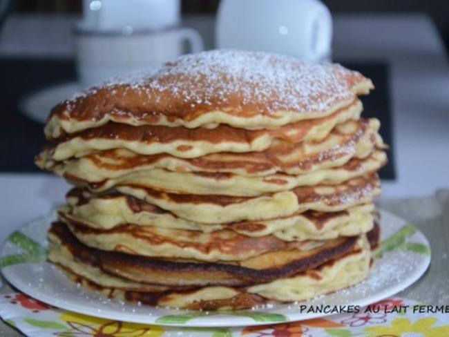 Pancakes moelleux