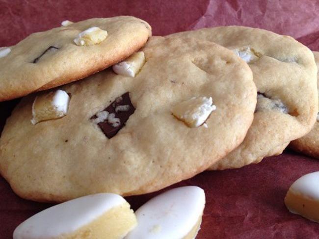 Cookies aux calissons de Provence
