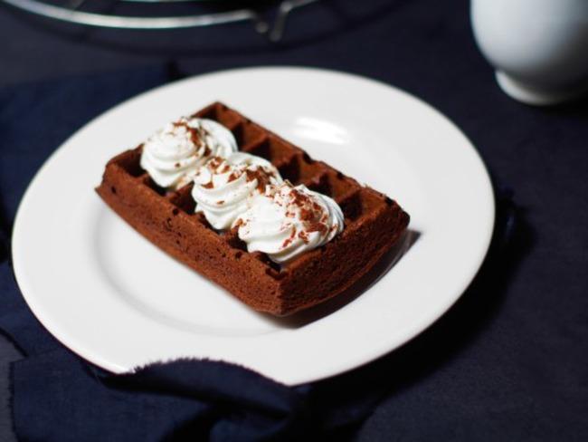 Gaufres chocolat