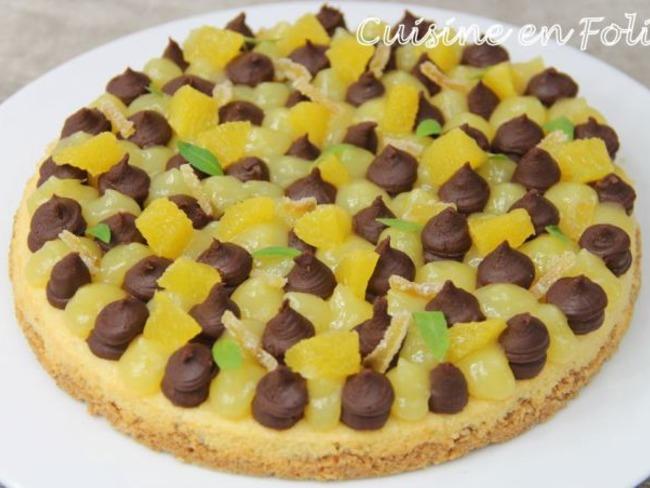 Fantastick chocolat, citron, gingembre