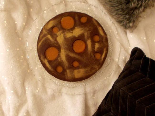 Tarte chocolat caramel de C. Felder