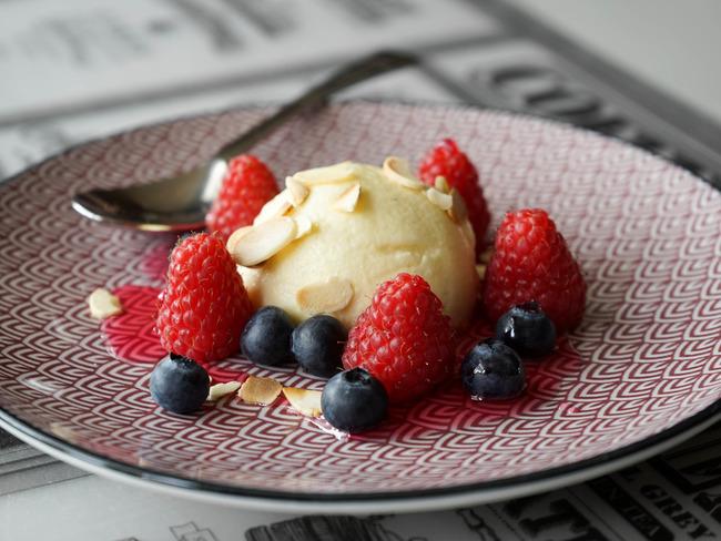 Crème bavaroise