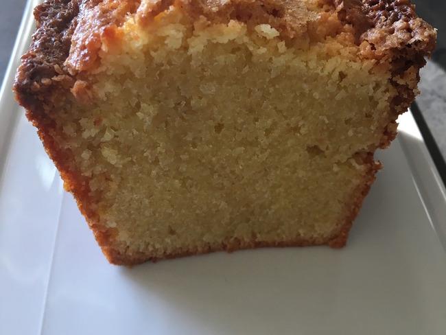 Cake pain de Gènes