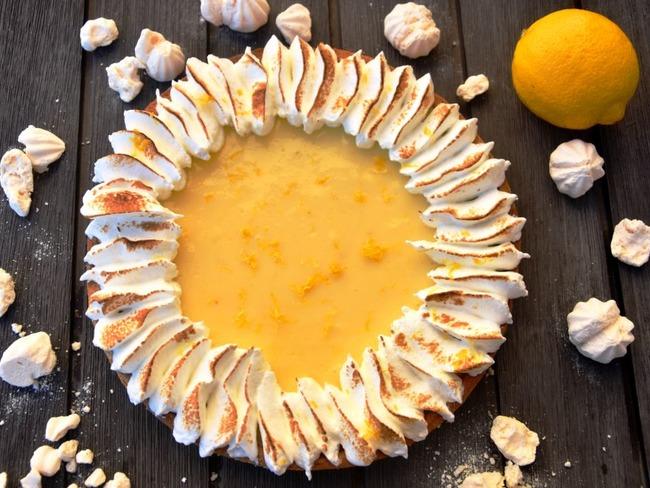 Tartes jaune citron