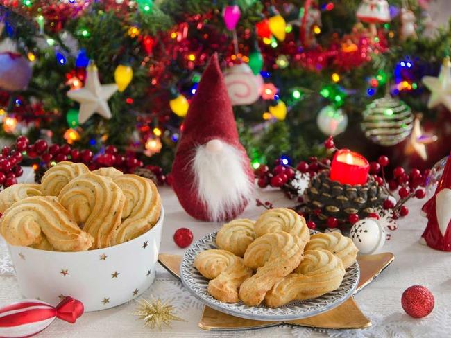 Spéculoos et pain d'épices pour la St Nicolas !