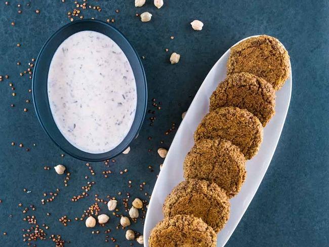 Falafels au quinoa